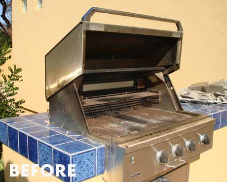 Dacor Outdoor Grills Bbq Repair And Restoration Grill