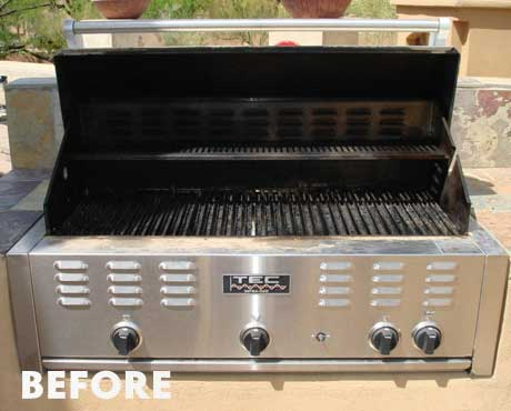 Tec Sterling Outdoor Grills Bbq Repair And Restoration