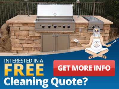 Scottsdale Grill Cleaning